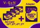 Micro SD Vgen